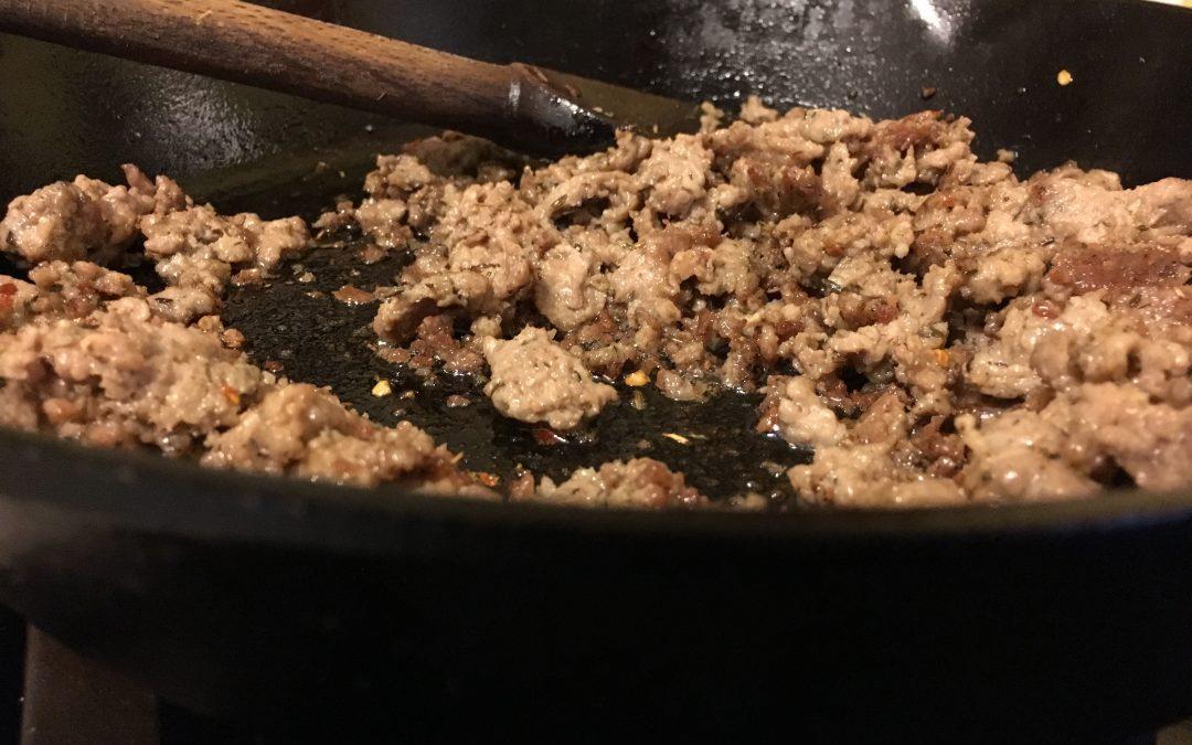 Perfectly Paleo Breakfast Sausage