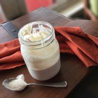Paleo Cashew Crema