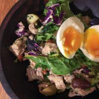 Tuna Nicoise-ish Dinner Salad