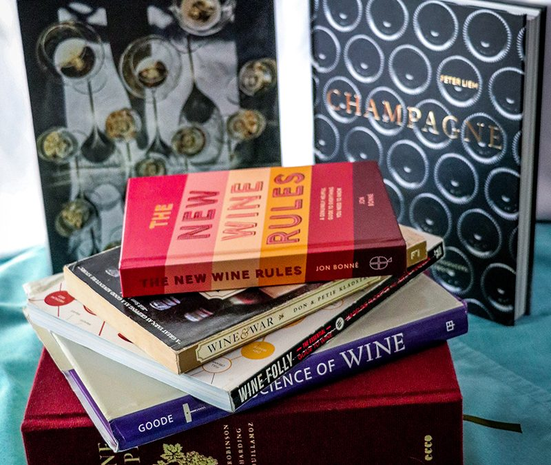 Wine Books for Everyone
