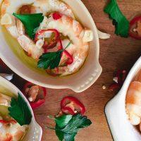 Spanish Style Shrimp and Garlic (Gambas al Ajillo)