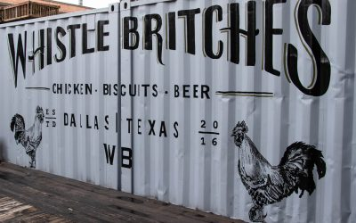 Whistle Britches: Dallas' Best Fried Chicken