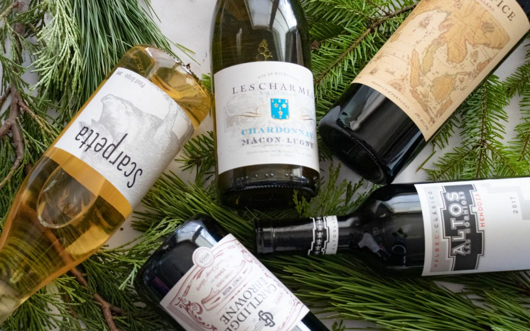 Holiday Party Wines Under $15